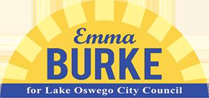 Elect Emma Burke Logo